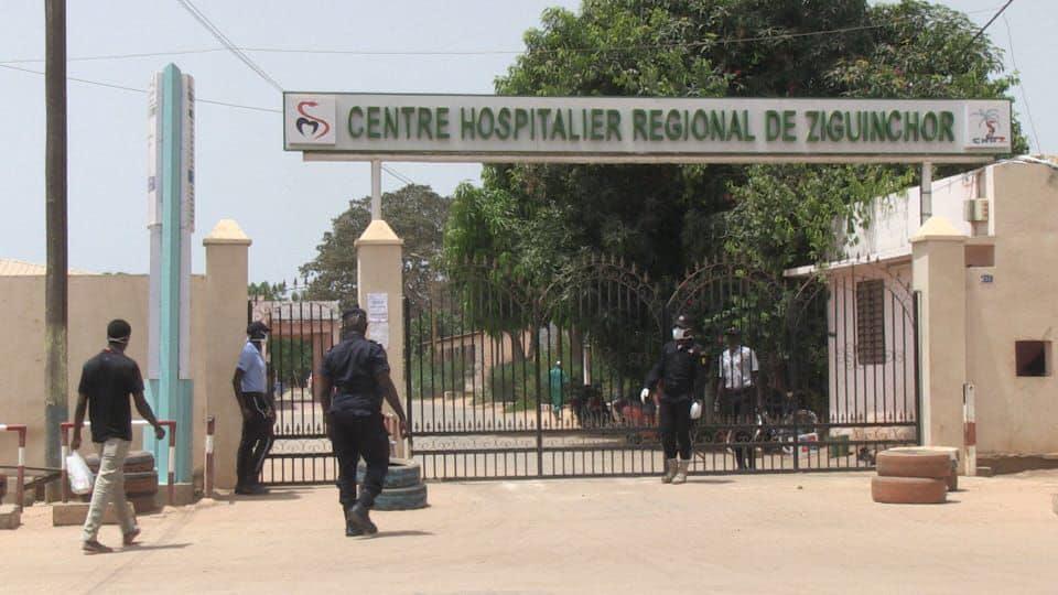 Enfin, un cardiologue et un médecin généraliste à l'hôpital régional de Ziguinchor