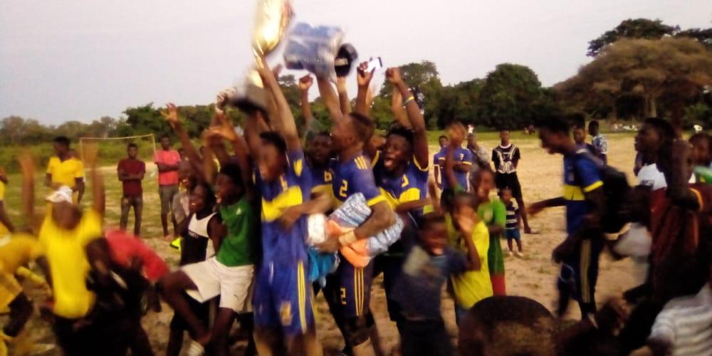 Santhiaba-Wolof : Les temps forts de la finale du tournoi de la Ligue du Kassa (images)