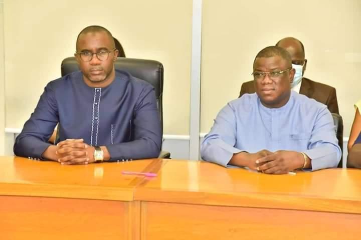 Locales 2022 à Ziguinchor : L'Ucs d'Abdoulaye Baldé tire sur Doudou Ka