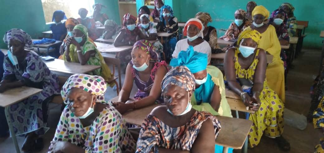 Keur-Madiabel : Abdoulaye Diatta obtient un financement de 50 millions cfa pour soulager les femmes