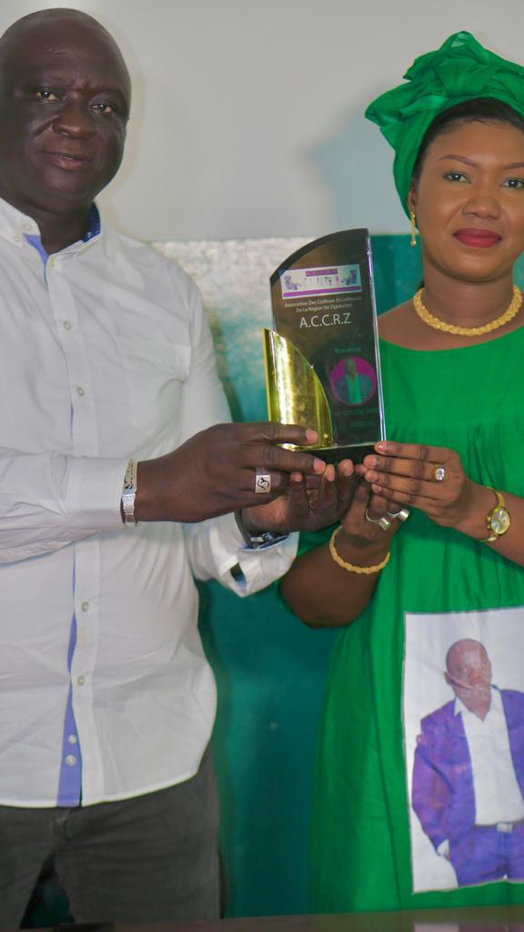 Ziguinchor :  Seydou Sané blinde son électorat auprès des associations...
