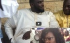 le fils de Macky Sall, Amdaou Sall assiste au leumbeul de Ngoné Ndiaye Guéweul…