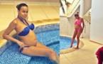 Photo: Carina Tavares engrossée par le milliardaire Cheikh Amar