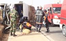 Accident : 1 mort et 21 blessés dont des élèves dans un état grave à Fatick