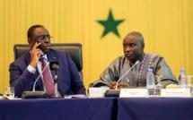 Macky convoque ses ministres à Paris