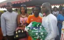 Goudomp : 2ème édition du tournoi du feu honorable député Ibrahima Mendy de Samine