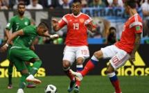 Mondial 2018: En match d'ouverture, la Russie bat l'Arabie saoudite 5-0