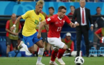 Mondial 2018 : Le Brésil a été accroché par la Suisse