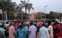 Guinée-Bissau : Les fonctionnaires manifestent pour une hausse du salaire minimum