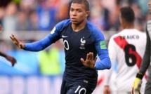 """Kylian Mbappé : """"J'ai l'ambition d'aller plus loin"""""""