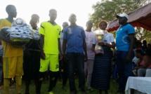 Oussouye : FC-Santhiaba remporte le trophée Idrissa Sané pour la Paix et le Développement...