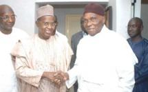 Décès de Sidy Lamine Niasse : Me Abdoulaye Wade présente ses condoléances à Ahmed Khalifa Niasse