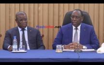 Baldé à Macky : « Si je me suis engagé à vos côtés, c'est aussi pour ma région, la Casamance…, ces nombreux projets qui sont en cours…»