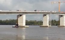 Urgent : Un ouvrier tombe du pont de Faraféni et meurt sur le coup.