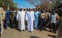 """Inauguration du pont """"Senegambie"""" : Macky et Barrow pour la consolidation de la « fraternité » entre les deux peuples"""