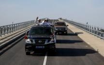 Pont de Farafégné : La continuité Sénégal - Gambie - Guinée Bissau