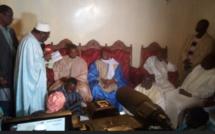 Condoléances : Wade se remémore ses relations avec Sidy Lamine Niass et prodigue des conseils à Cheikh Niass