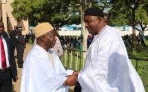 Gambie : Barrow limoge son Vice-président Dabo et 3 de ses ministres