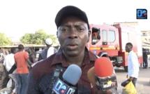 """Incendie Gare routière de Ziguinchor / Souleymane Signaté : """"Je ne peux pas occulter la responsabilité de la mairie qui est possible mais ... """""""