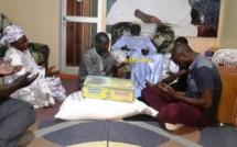Bignona : Le « sukeru koor » de Mamina Kamara aux chefs religieux et familles démunies