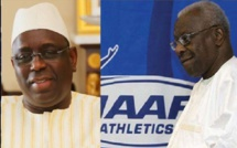 Affaire Diack: L'IAAF rappelle à Macky sa promesse