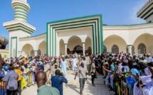 KORITÉ : Les temps forts de la prière à la Grande mosquée de Dakar