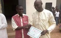 Kaolack : Mame Samba Guèye, meilleur maître de CM2 des dix dernières années de l'école Babacar Diop
