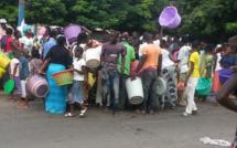 Pénurie d'eau à Dakar : Les populations crient leur ras-le-bol