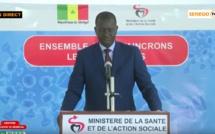 Covid-19 au Sénégal : 1 décès avec 15 nouveaux cas positifs