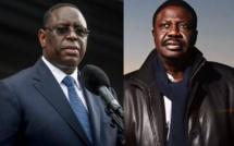 Macky rend hommage à Pape Diouf