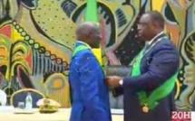 Macky Sall rend hommage à Golbert Diagne