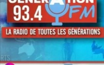 La Radio Génération-Fm envoie son personnel en chômage technique...