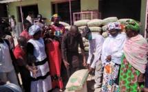 Ziguinchor : Dr Ibrahima Mendy au chevet des familles victimes des inondations