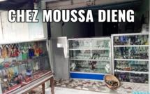 Bijouterie : Bienvenue chez Moussa Dieng au village artisanat de Ziguinchor