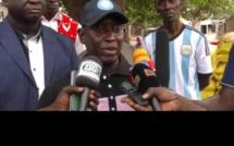 """""""Ce que Seydou Sané a fait pour les handicapés, personne d'autre ne l'a fait à Ziguinchor""""  (Alassane Badiane)"""