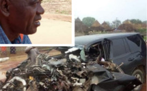 Accident de Guirassy : Son chauffeur Samba Ba a rendu l'âme.
