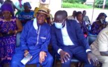 """Cheikh Bakhoum : """" Mamina Kamara est en train de mener un travail extraordinaire dans le département de Bignona"""""""